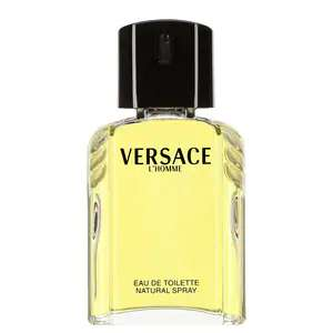 Versace L'Homme Eau de Toilette for him 100ml £19.99 with Free Delivery From the Perfume shop