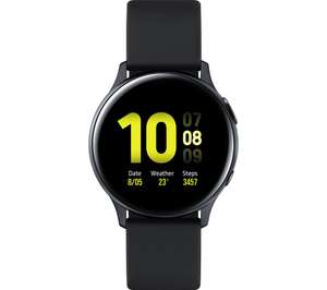 SAMSUNG Galaxy Watch Active2 - Black, Aluminium, 44 mm £289 Currys + £50 cashback and potentially cheaper still with trade in