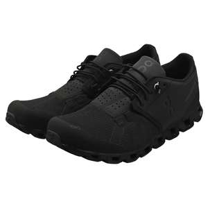 On Running Cloud Mens Running Trainers in Black £96 Scorpion Shoes