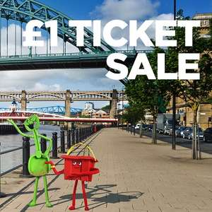Sale On at Transpennine Express Trains - Advance Purchase tickets at just £1 for adults and 50p for children.