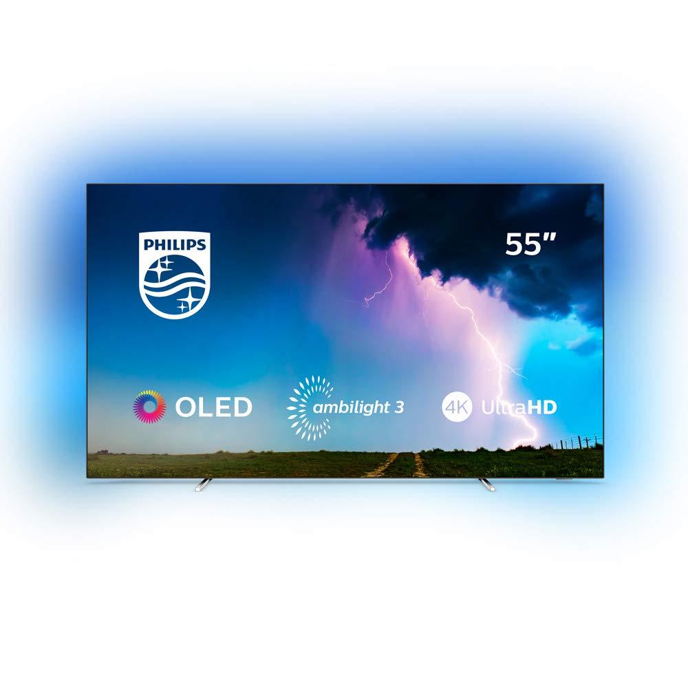 "Philips 55OLED754 OLED Ambilight 55"" 4K Ultra HD Premium Smart TV (2019) - £969.49 delivered @ Crampton & Moore / eBay"
