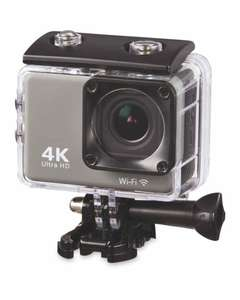 Balco 4K Ultra HD 60fps action camera £14.99 Aldi