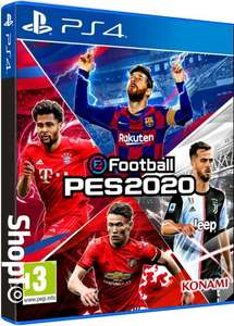 eFootball PES2020 (PS4) £19.85 Delivered @ Shopto