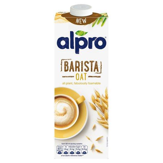 Alpro Barista Oat Drink / Milk 1L for £1 at Poundland