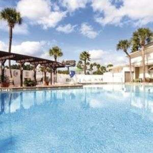 21 Nights Family 4 We'd 22nd April to We'd 13 May Birmingham Holiday Inn & Suites across from Universal Orlando Total price £2309 at TUI