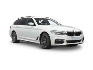 BMW 530d Touring M Sport 2 year 8,000 miles pa, £3,600 initial payment, 23 months at £311.99 plus £180 admin fee at Central Vehicle Leasing