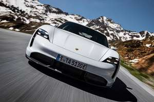 Porsche Taycan 420kW 4S 93kWh 4dr Auto 2 years 8,000 miles pa. £7,343.89, 23 months at £815.99 and admin fee of £180 Central Vehicle Leasing