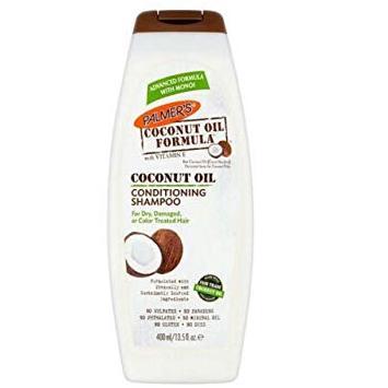 Palmer's Coconut Oil Shampoo 400ml - £2.66 (Prime) / £7.15 (non Prime) at Amazon
