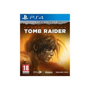 Shadow of the Tomb Raider Croft Edition - PlayStation 4 - £19.95 @ Coolshop