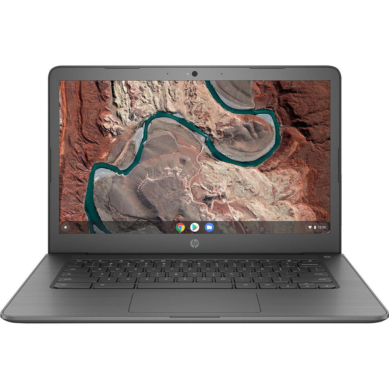 "Refurbished HP Chromebook 14-db0003na 14"" Laptop AMD A4-9120 4GB RAM & 32GB eMMC for £107.99 delivered (using code) @ eBay / Laptop Outlet"