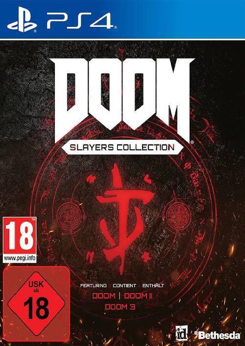 DOOM - Slayers Collection PS4 - £13.99 @ CDKeys
