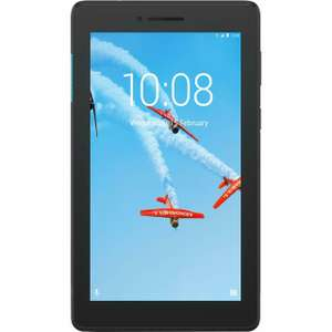 Lenovo Tab E7 7 Inch HD Tablet (Quad-core 1.3, 1 GB Memory, 16 GB Storage) - Black for £39.99 delivered @ laptopoutletdirect / ebay