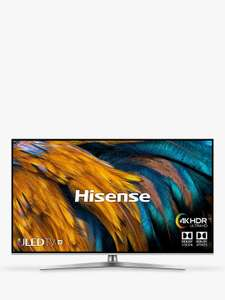 Hisense H65U7BUK 65 Inch 4K Ultra HD Smart TV, HDR10+ Dolby Vision, 5 years warranty | Costco UK - £599.89