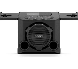 SONY GTK-PG10 Outdoor Bluetooth Party Speaker - Black + 6 Months Spotify Premium £129.97 @ Currys PC World