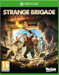 Strange Brigade (Xbox One) - £6.95 delivered @ The Game Collection