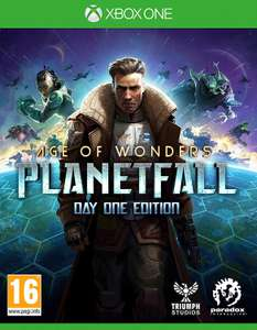 Age of Wonders Planetfall Day One Edition (Xbox One) - £12.95 @ The Game Collection