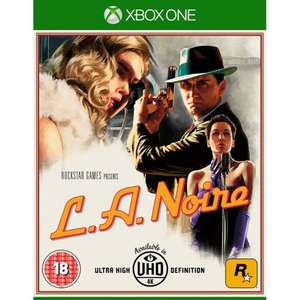 L.A. Noire (Xbox One) for £9.95 @ The Game Collection
