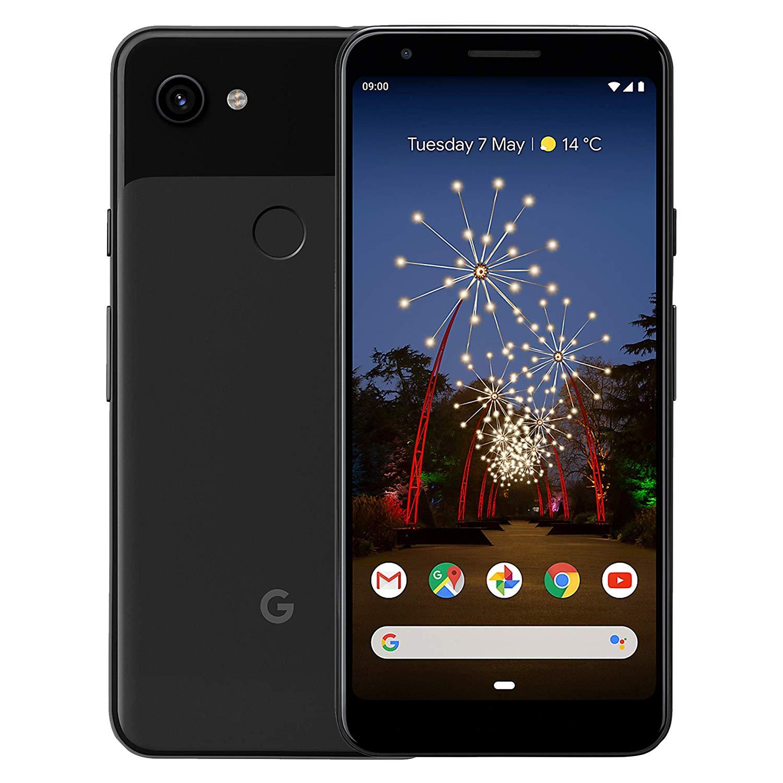 Google Pixel 3A Just Black 64GB, GA00747-UK - £299 @ Amazon