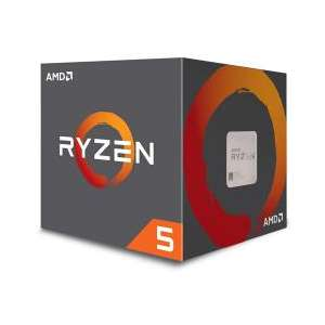 AMD Ryzen 5 2600 3.4GHz 6x Core Processor - £101.98 @ Aria PC