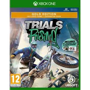 Trials Rising - Gold Edition (Xbox One) for £8.95 @ The Game Collection
