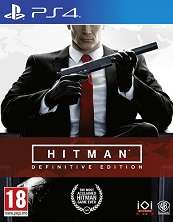 Hitman Definitive Edition PS4 used £9.99 @ boomerang