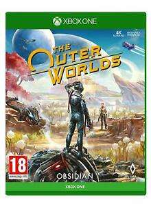 The Outer Worlds (Xbox One) £19.75 / Star Wars Jedi: Fallen Order (PS4) £26.99 Delivered (Ex-Rental) @ Boomerang via eBay