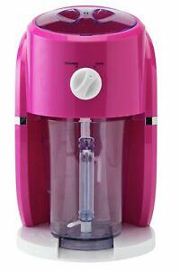 Pretty Pink Snow Cone Maker £11.99 @ Argos / Ebay
