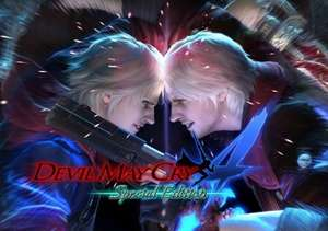 Devil May Cry 4: Special Edition - £4.56 incl. PayPal fees and voucher @ Gamivo (PC / Steam key)