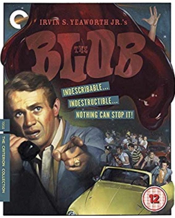The Blob Blu-ray £9.99 @ HMV