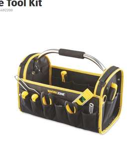 52 piece tool kit and tote bag £12.99 @ Aldi Letchworth
