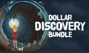 Dollar Discovery Bundle, 12 games (8 rated very good), 95p @ Fanatical