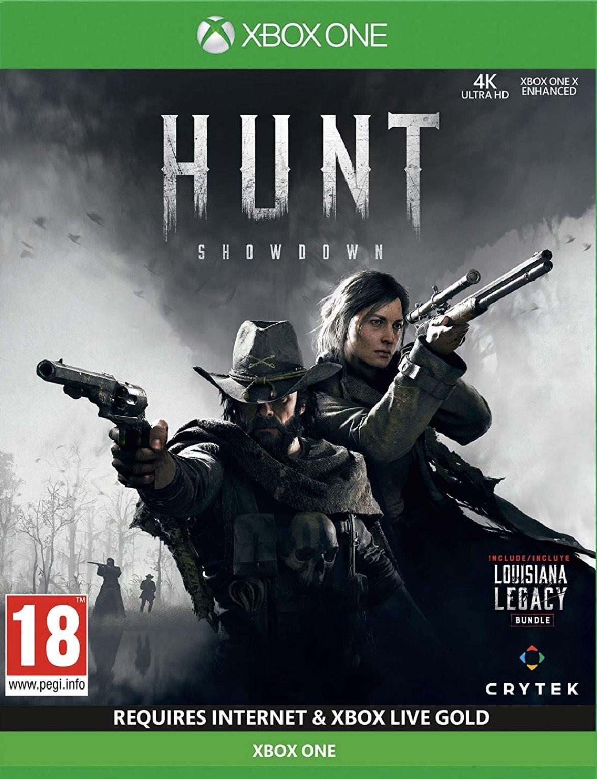 Hunt: Showdown (Xbox one/PS4) £24.85 @ bossdeals via eBay