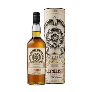 Clynelish Whisky Cask Strength Game of Thrones £28.80 + Free Delivery @ The Loch Fyne