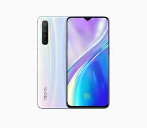 realme X2 6GB 64G Snapdragon 730G 64MP Camera 6.4'' Full Screen NFC OPPO Cellphone VOOC 30W Fast Charger Moblie Phone £167.56 @ alixpress