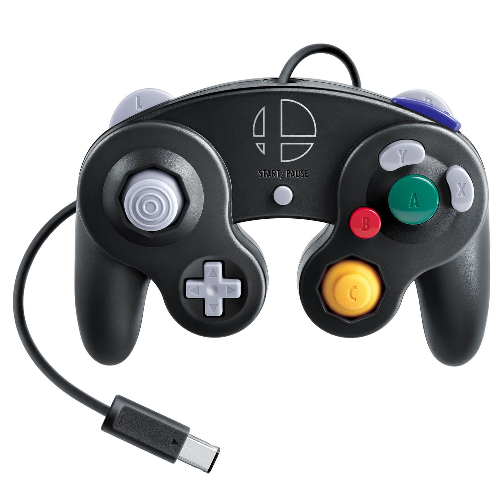 Official Nintendo GameCube Controller - Super Smash Bros. Edition £24.99 @ Nintendo