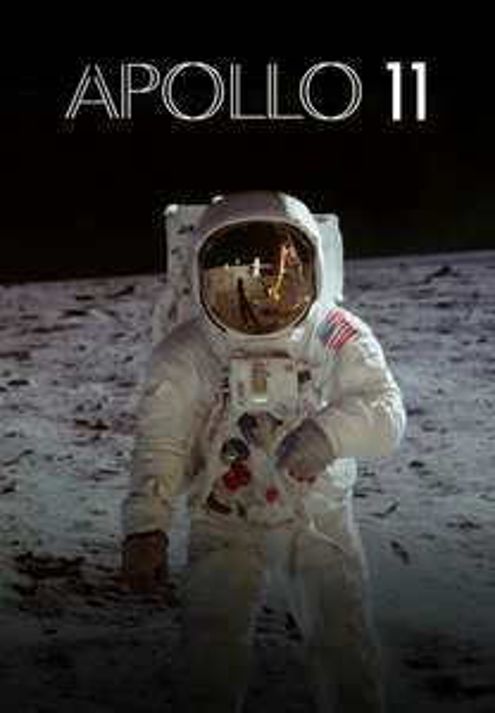 Apollo 11 HD Rental now 90p at Chili