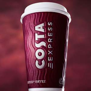 Free costa coffee day back for 2020 at Costa Express machine Locations