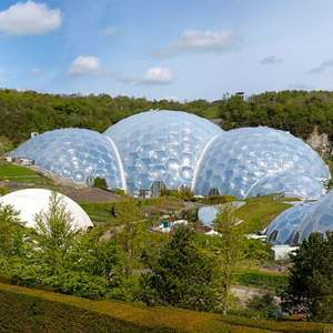 FREE Entry for Mums & Grans (when accompanied by 1 child) on Mother's Day 22nd March 2020 @ Eden Project