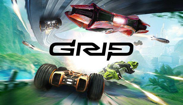 GRIP: Combat Racing (PC) Steam CD Key - 78p (using Code GAMEGATOR) on Gamivo