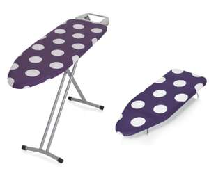 Medium Ironing Board 116 x 35.5cm - £10 or Table Top Ironing Board - £4 @ Wilko (in-store / click and collect +£2)