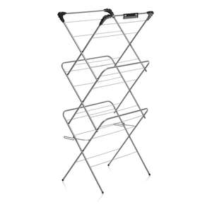 Wilko Deluxe Clothes Airer 14m - £9 instore / + £2 order & collect