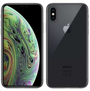 Brand NEW Apple iPhone XS 4G Smartphone 4GB RAM 64GB Unlocked Sim-Free - Space Grey £524.99 With Code @ Cheapest_Electrical Ebay