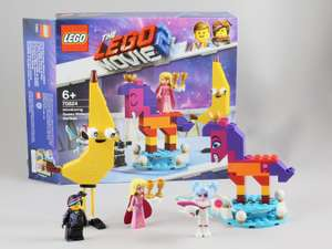 The Lego movie 70824 - £9 @ Sainsbury's (Preston)
