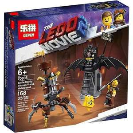 The Lego movie 2 70836 £9 in Sainsbury's Preston