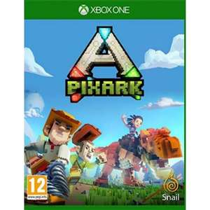 Pixark (XBox One) £10.95 / Bass Pro Shops: The Strike Championship Edition (Nintendo Switch) £13.95 Delivered @ The Game Collection