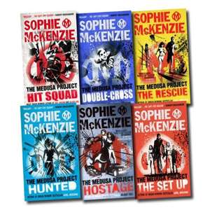 The Medusa Project 6 Books Collection, Fantasy, Paperback by Sophie McKenzie £5.99 / £8.48 Delivered from Books2door