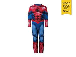 World Book Day Costumes £6.99 - Lidl