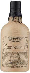 Ableforth's Rumbullion! Spiced Rum, 70 cl, 42.6% abv, £25 delivered from Amazon