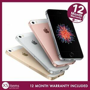 Apple iPhone SE A1723 16/32/64GB Smartphone Grey/Silver/Gold/Rose Unlocked/EE @ eBay XSItems - £51.99