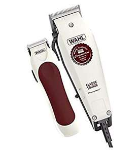 Wahl Classic Edition Clipper Gift Set now half price £34.99 Boots with free click and collect